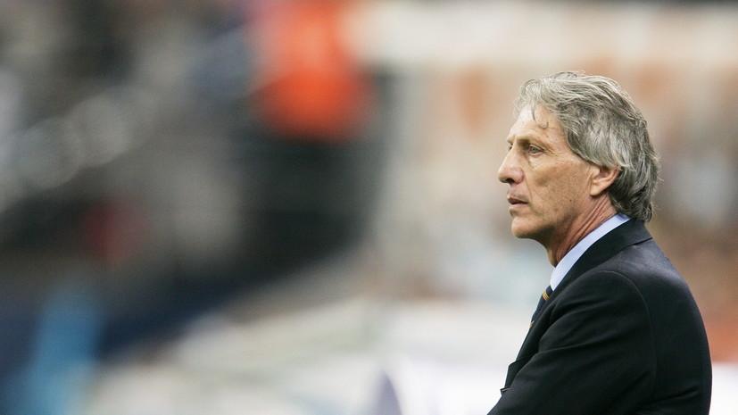 Легендарный югославский футболист и тренер Петкович умер после заболевания COVID-19