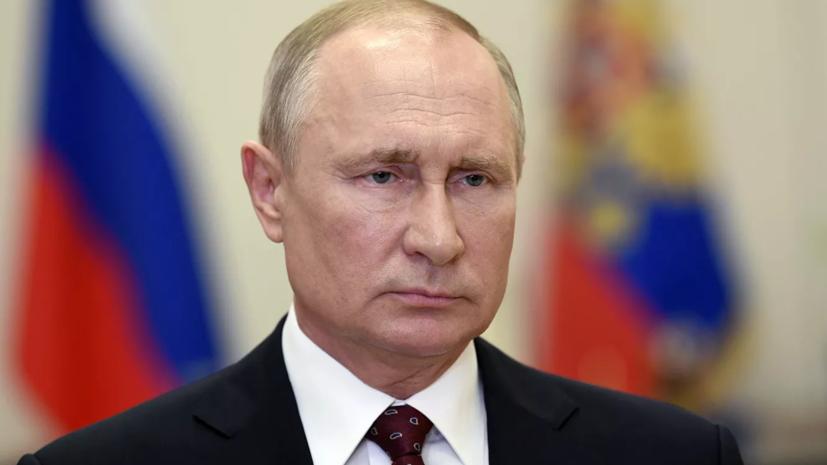 Путин о происхождении коронавируса: нет оснований говорить о «вбросе»