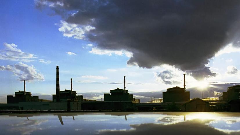 Шестой энергоблок Запорожской АЭС на Украине подключили к сети