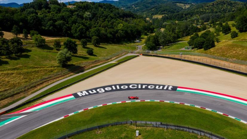Источник: Гран-при «Формулы-1» пройдёт на принадлежащей Ferrari трассе