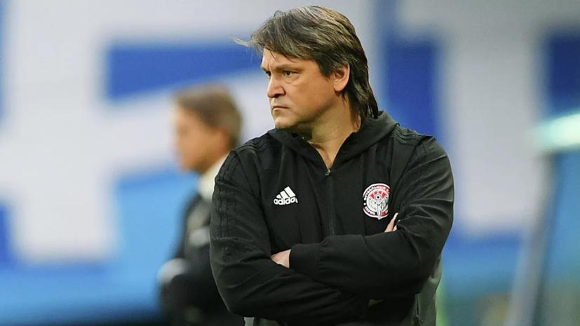 Евсеев заявил, что «Уфа» выполнила свою задачу в матче со «Спартаком»