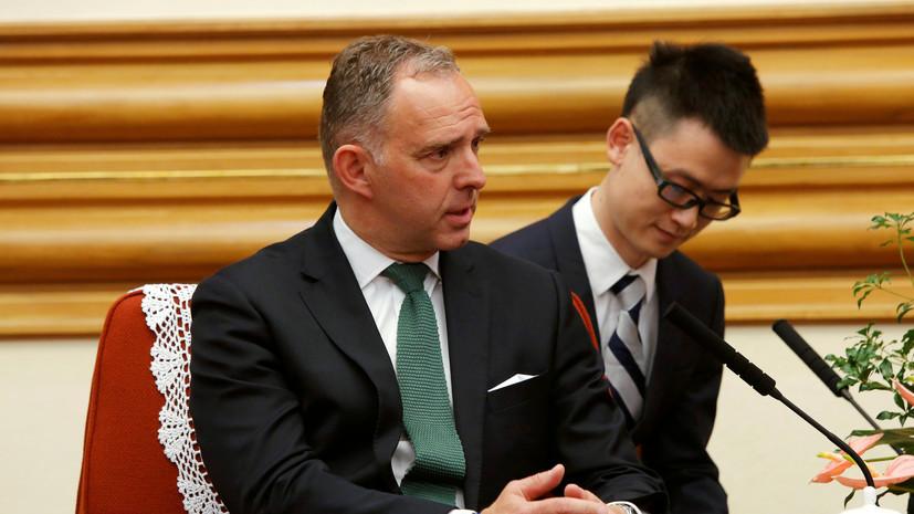 Советник премьера Британии по нацбезопасности подал в отставку