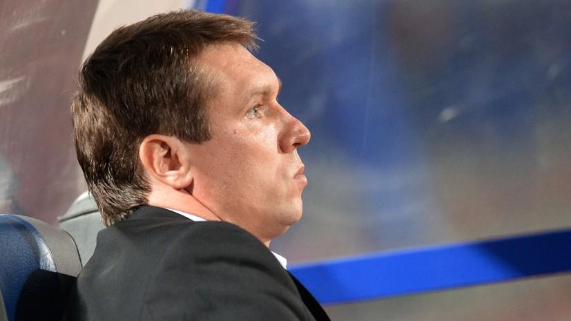 Уткин считает, что назначение Талалаева может помочь «Крыльям Советов»