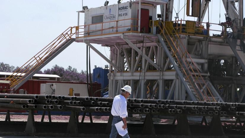Добытчик сланцевой нефти из США Chesapeake заявил о банкротстве