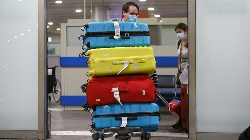 Более 390 россиян вылетели из США в Москву вывозным рейсом