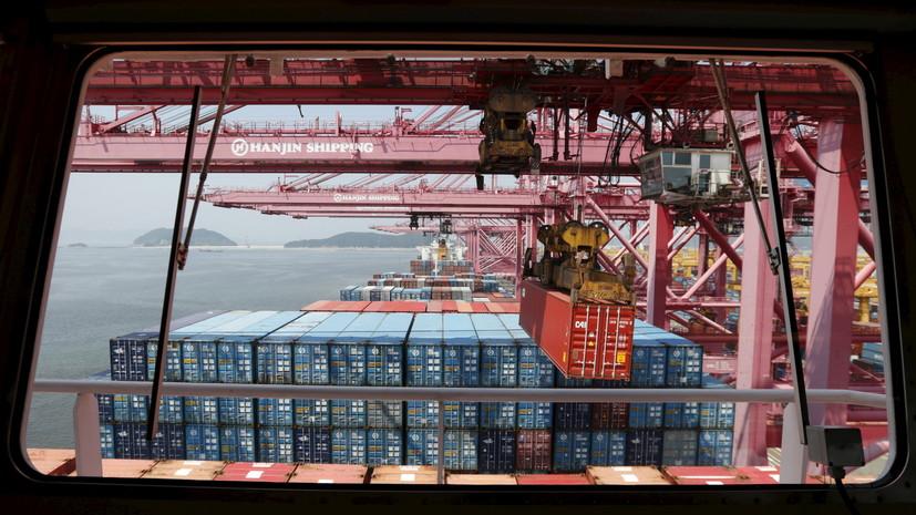 Коронавирус подтверждён ещё у двух моряков с судна в Пусане