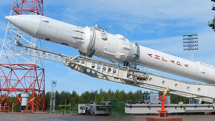 «Роскосмос» назвал стоимость ракеты «Ангара» для Минобороны