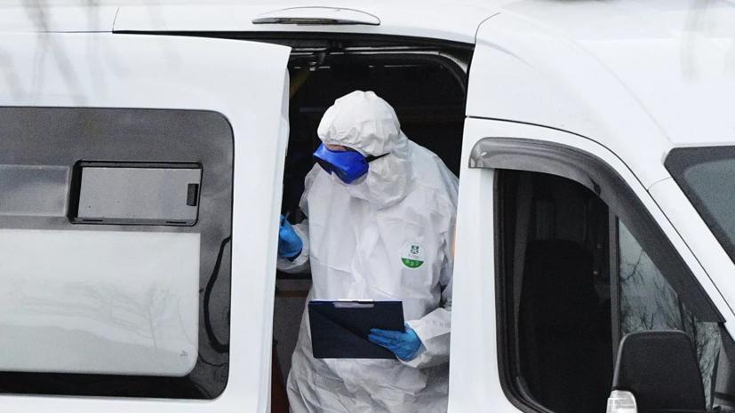 В России за сутки выявили 6719 новых случаев коронавируса