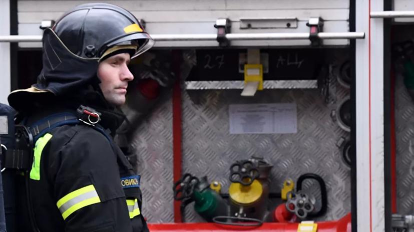 По факту пожара на полигоне в Норильске начата проверка