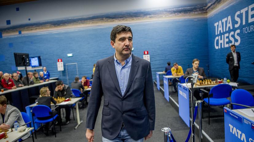 Крамник призвал не считать его участие в шахматных онлайн-турнирах возобновлением карьеры