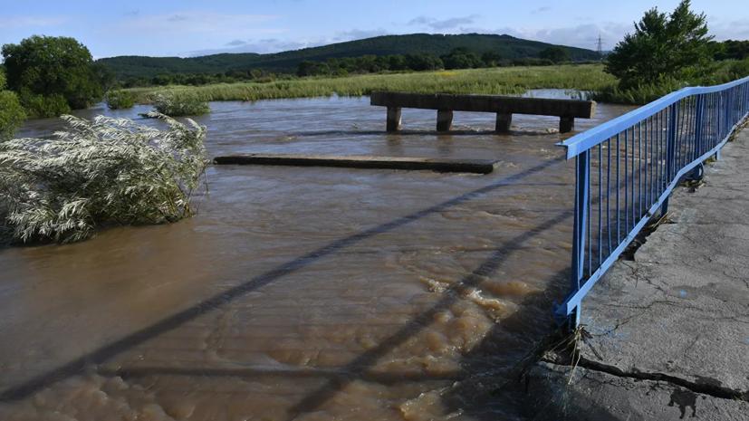 В Приморье прокомментировали ситуацию с паводками