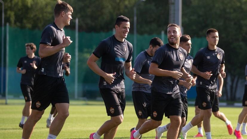 ПФК ЦСКА объявил о смене технического спонсора