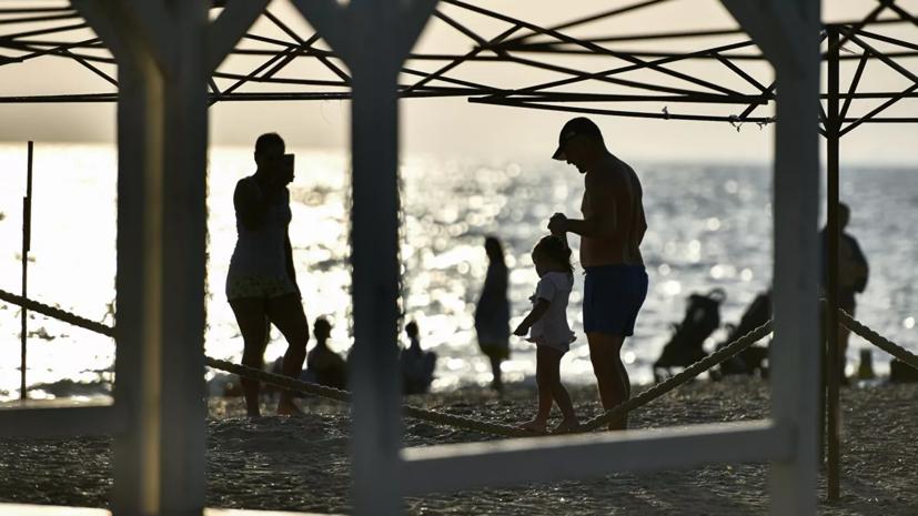 Власти Крыма дали прогноз на курортный сезон