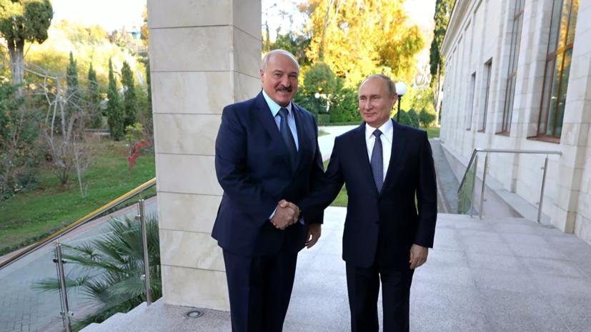 Путин и Лукашенко примут участие в открытии Ржевского мемориала