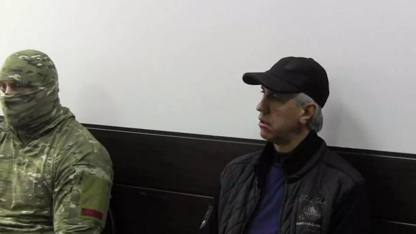 Суд продлил арест обвиняемому по делу о двойном убийстве Быкову
