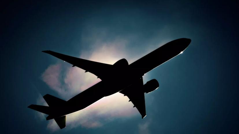 Эксперт оценил вероятность заболеть COVID-19 на борту самолёта