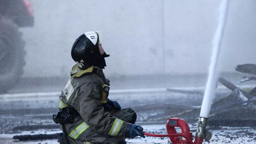 Открытое горение в драмтеатре во Владимире ликвидировано