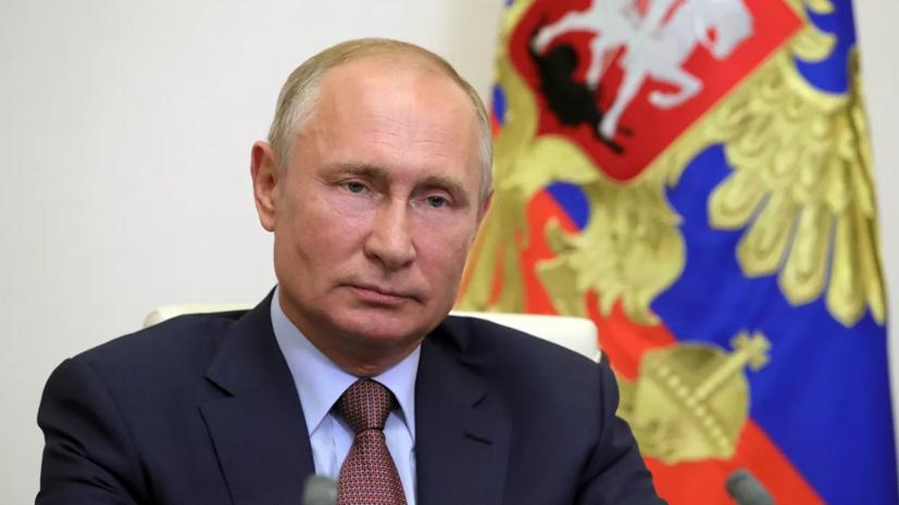 Путин наградил волонтёра Светлану Анурьеву посмертно