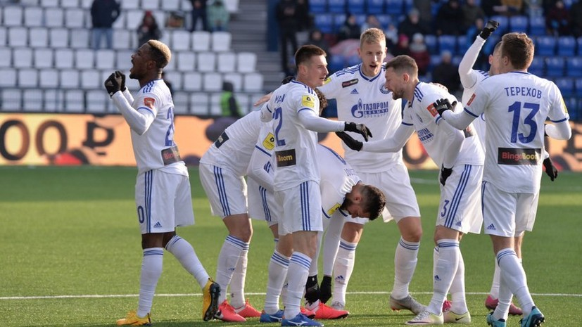 «Оренбург» получил техническое поражение за пропуск матча