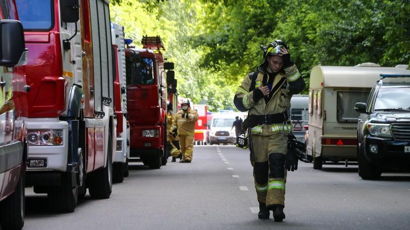 СК назвал причину взрыва в доме на северо-востоке Москвы