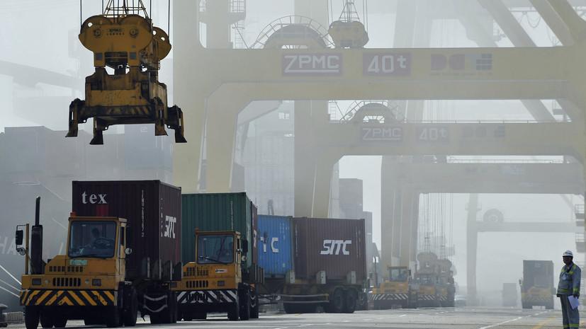США ужесточили правила экспорта в Россию