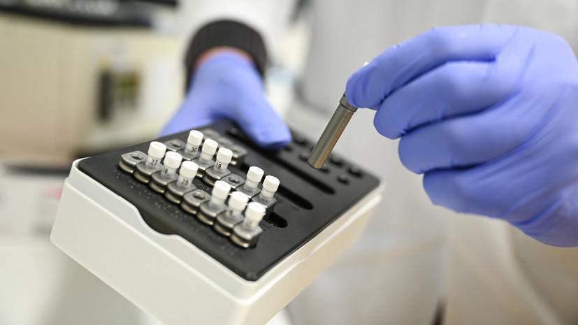 В России за сутки выявили 6693 новых случая коронавируса