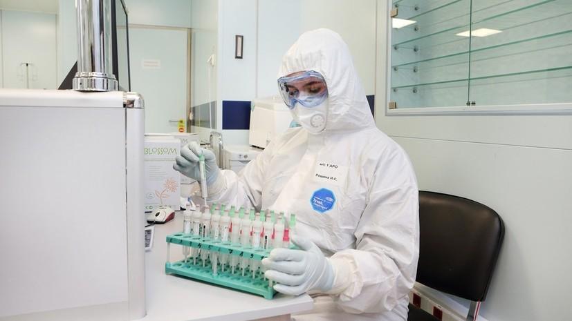За сутки в России 9220 человек выписаны после лечения от коронавируса
