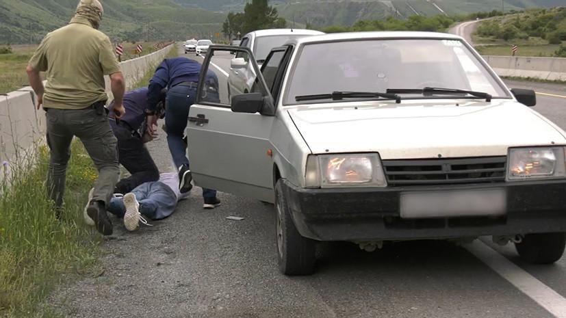 Задержан сторонник ИГ: ФСБ предотвратила теракт во Владикавказе