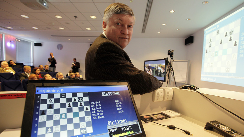 Карпов высказался о темнокожих шахматистах