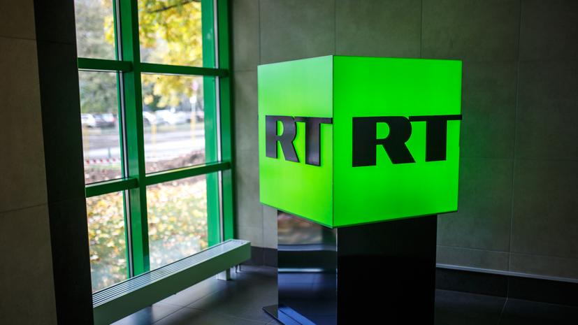В рамках проекта RT вышел новый эпизод «Акцент Шоу»