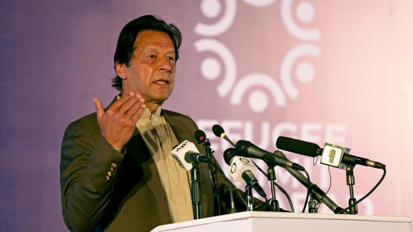 Премьер Пакистана обвинил Индию в организации нападения в Карачи
