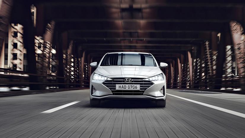 Hyundai отзывает в России почти 50 тысяч Elantra