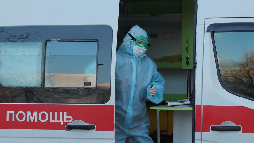 В Белоруссии число случаев коронавируса достигло 62 118