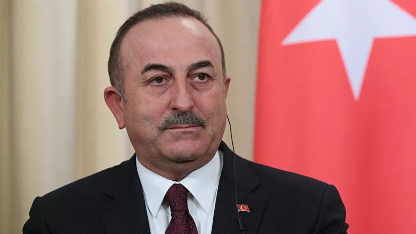 Чавушоглу: Турция и Россия стараются остановить конфликт в Ливии