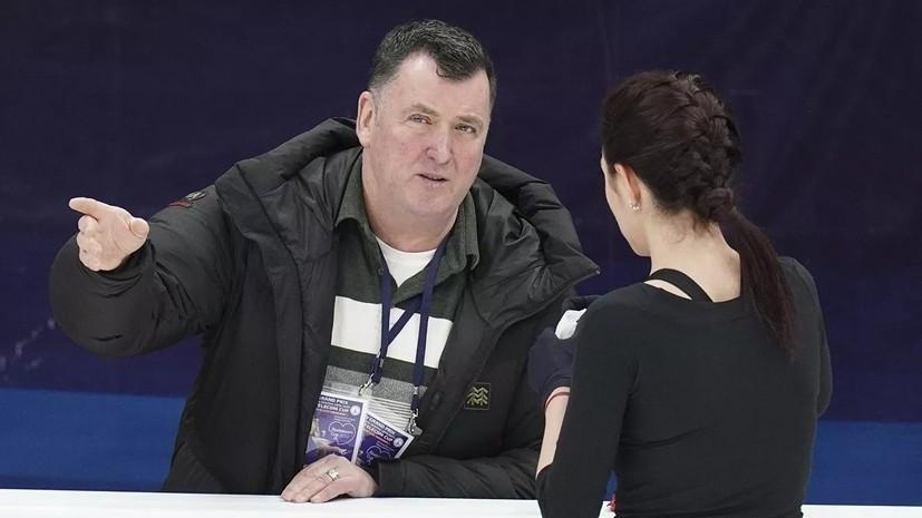 Орсер заявил, что Медведева вернётся в Канаду после открытия границ