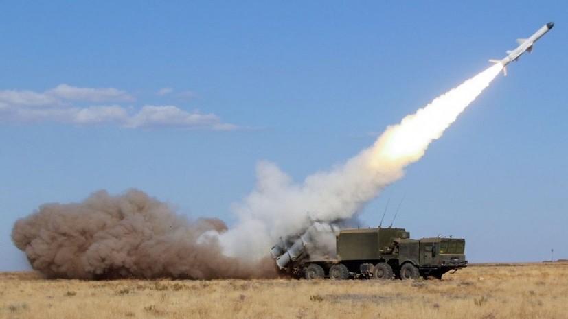 Ракетчики ЧФ провели учения в Крыму