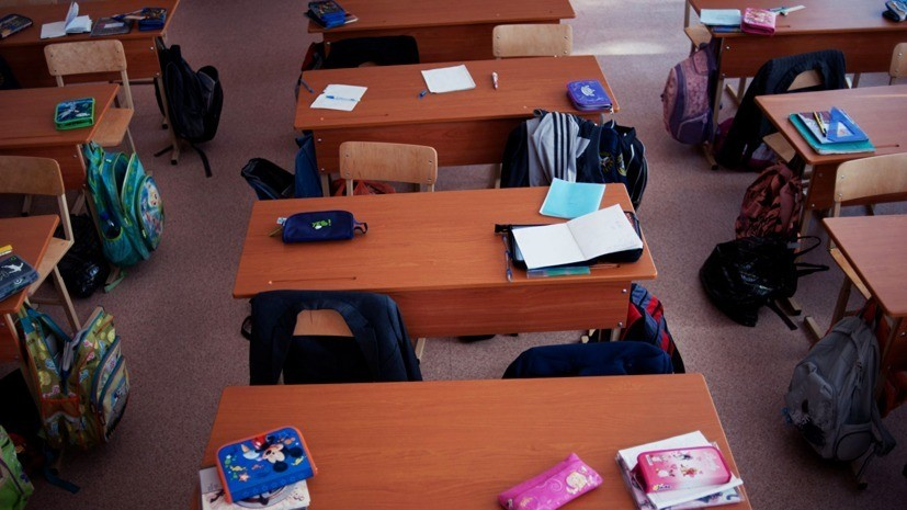 Иммунолог оценил возможные варианты работы школ в условиях пандемии