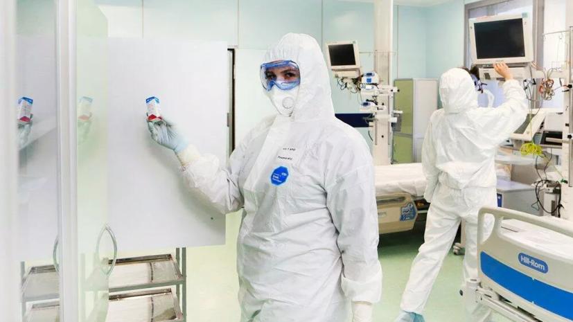 Представитель ВОЗ в России назвала опасной фазу коронавируса в мире