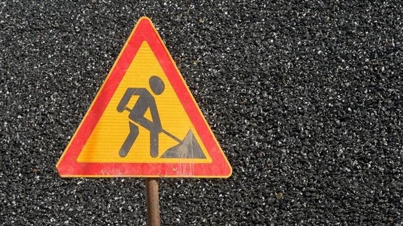 В Петербурге начался завершающий этап ремонта Гореловского путепровода