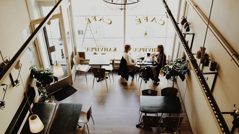 В Петербурге кафе и рестораны могут открыться с 12 июля