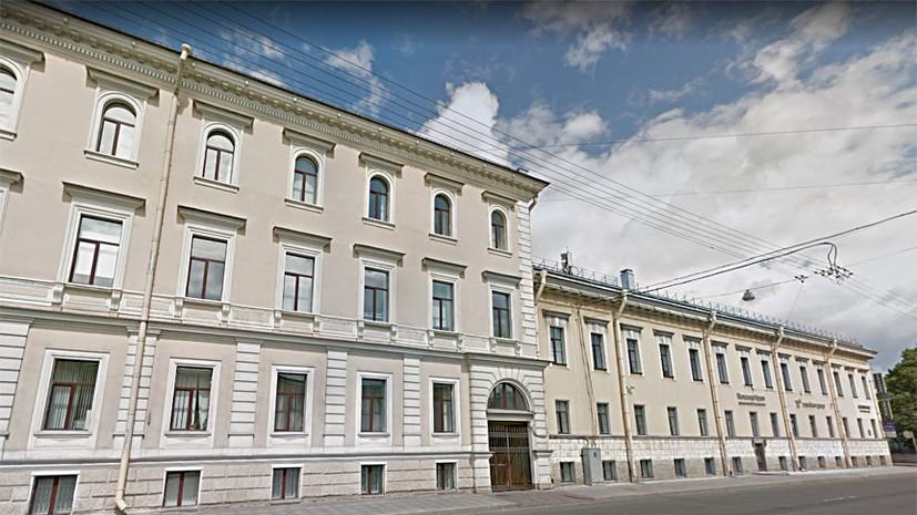 Комплекс жилых домов Придворного ведомства в Петербурге признали памятником