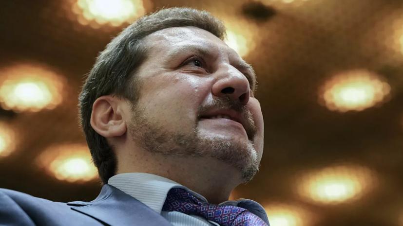 Глава ВФЛА назвал причину освобождения Безуглова от должности вице-президента