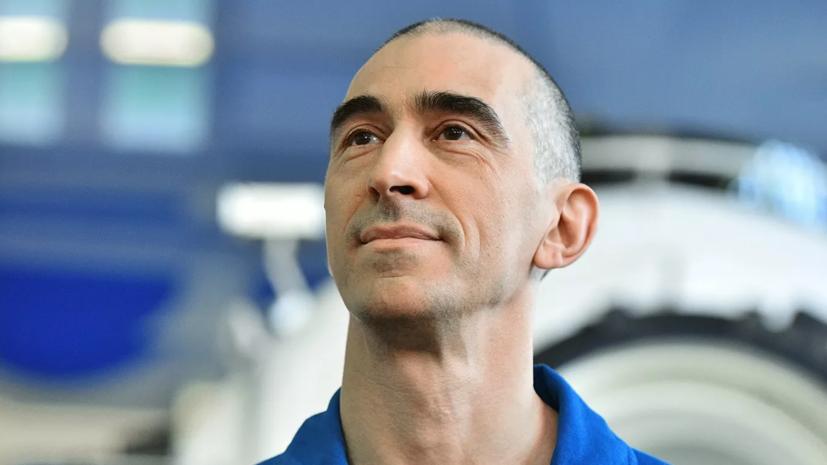 Космонавт Иванишин проголосовал по поправкам к Конституции с МКС