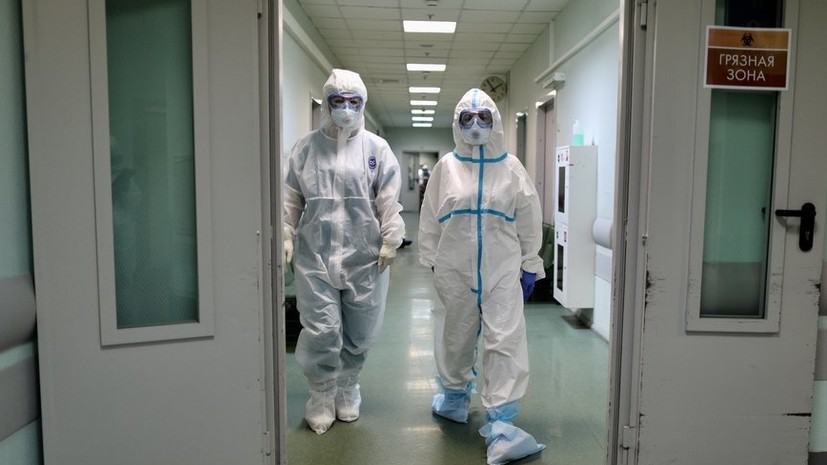 В Москве умерли ещё 35 пациентов с коронавирусом