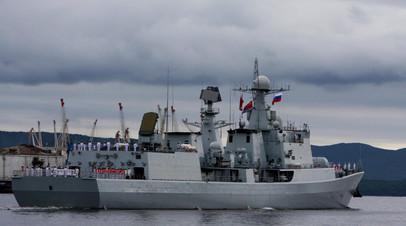В учениях ЧФ примут участие 37 кораблей и судов