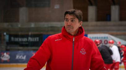 ПХК ЦСКА продлил контракт с главным тренером Никитиным на три года