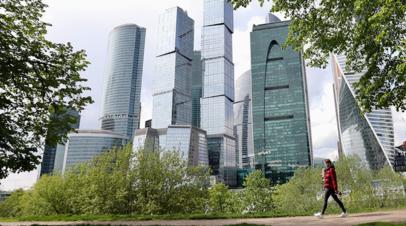 В Росгидромете рассказали о погоде в Москве в ближайшие дни