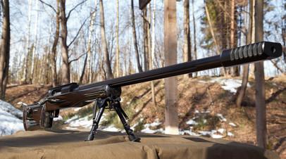 Сверхдальнобойная снайперская винтовка разработки Lobaev Arms