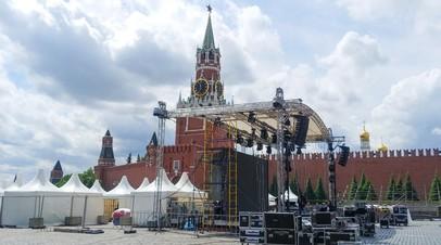 В Москве 6 июня начнётся книжный фестиваль «Красная площадь»