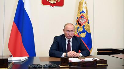 Путин подписал указ о переходе Ростуризма в прямое подчинение кабмину